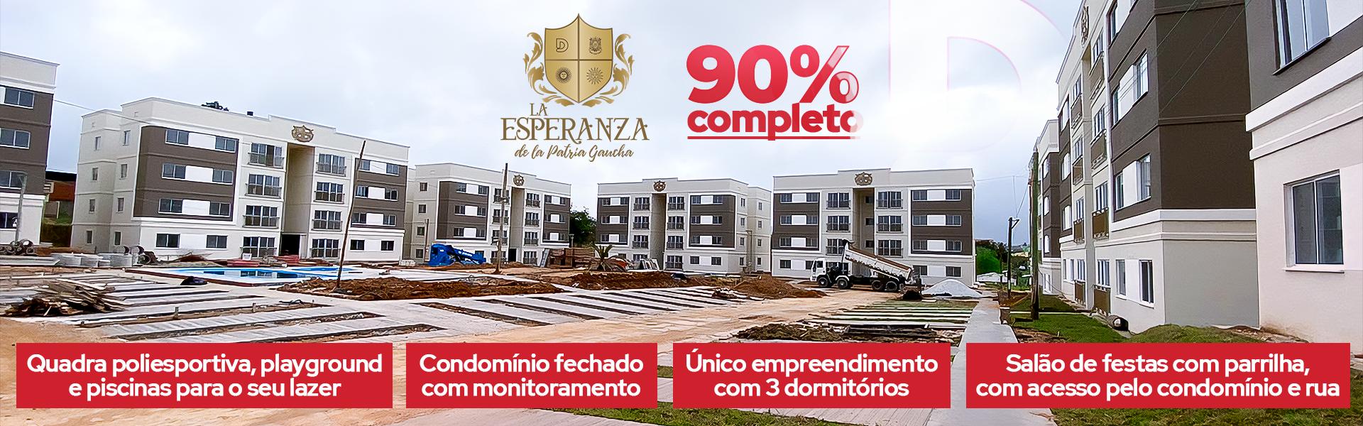 Dallé Construtora - La Esperanza